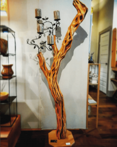 Wood Art at Artisans on Main