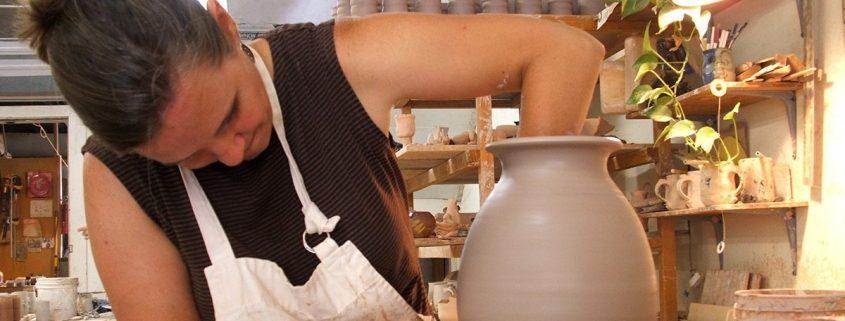 Pottery in Weaverville